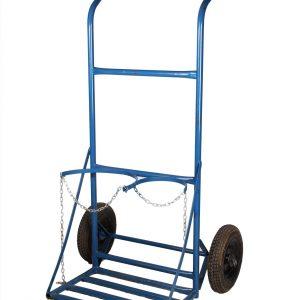 carrinho transportador reforçado para oxicorte