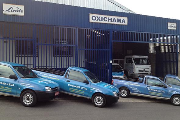 empresa oxichama - Empresa